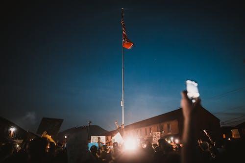 Fotos de stock gratuitas de activismo, atención, bandera