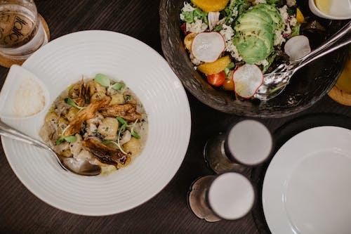 Foto profissional grátis de alimento, apetitoso, bacia, bowl