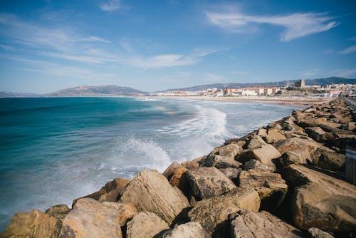 Ilmainen kuvapankkikuva tunnisteilla aalto, aurinkoinen, hämmästyttävä, harjanne