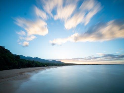 คลังภาพถ่ายฟรี ของ กลางแจ้ง, การท่องเที่ยว, การสะท้อน, ชายหาด