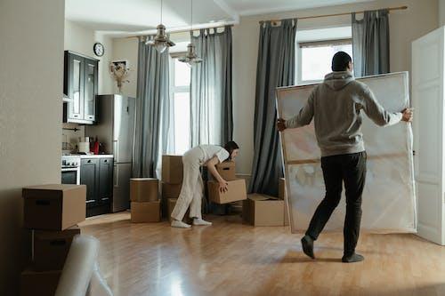 Foto stok gratis Apartemen, barang, datar, di rumah