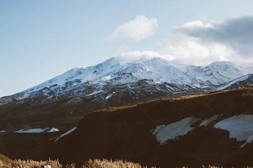 Foto stok gratis alam, alpine, batu, berawan