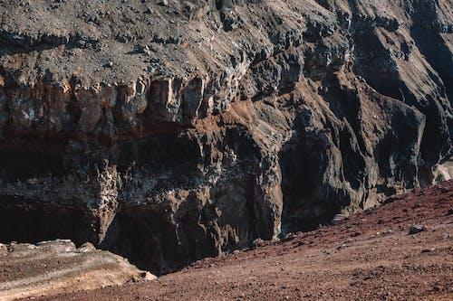 Darmowe zdjęcie z galerii z badać, bok, brązowy, chropowaty