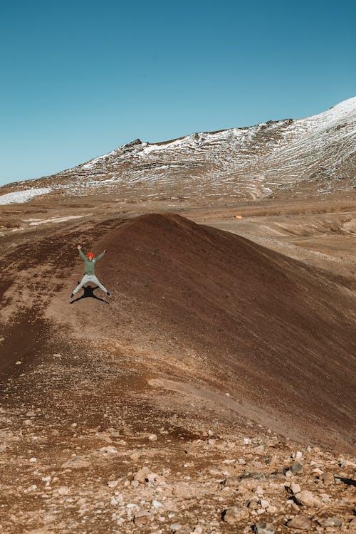 Darmowe zdjęcie z galerii z aktywność, aktywny, badać, błękitne niebo
