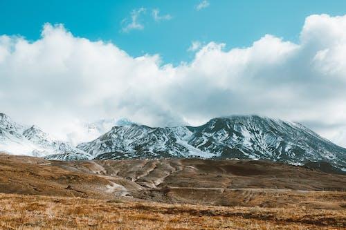 Darmowe zdjęcie z galerii z badać, chmura, cichy, czapka śnieżna