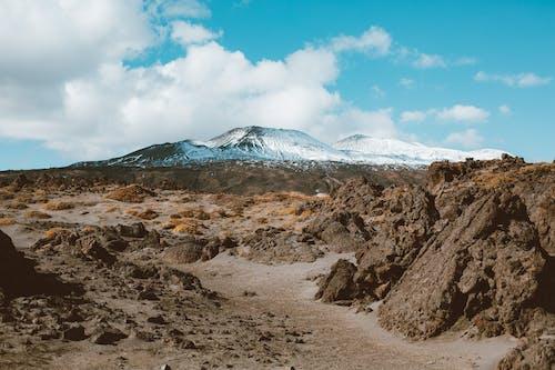Gratis lagerfoto af betagende, bjerg, dal