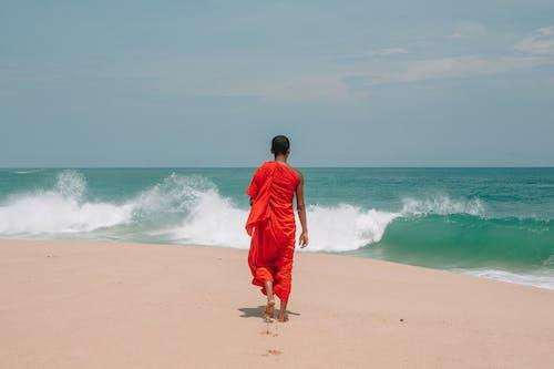 Δωρεάν στοκ φωτογραφιών με lifestyle, αγνώριστος, ακτογραμμή, άμμος
