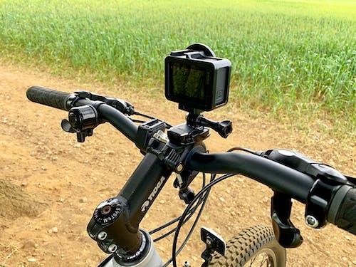 Foto profissional grátis de área, bicicleta, bike, câmera de ação