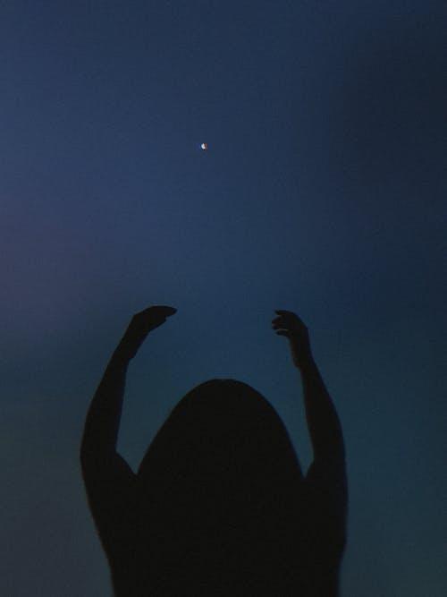 Gratis stockfoto met 's nachts, achtergrondlicht, analoge fotografie, avond
