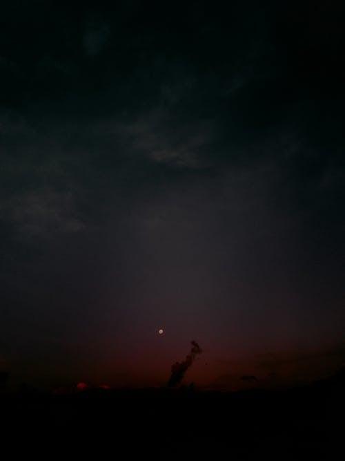 Gratis stockfoto met 's nachts, achtergrondlicht, analoge fotografie, analoog