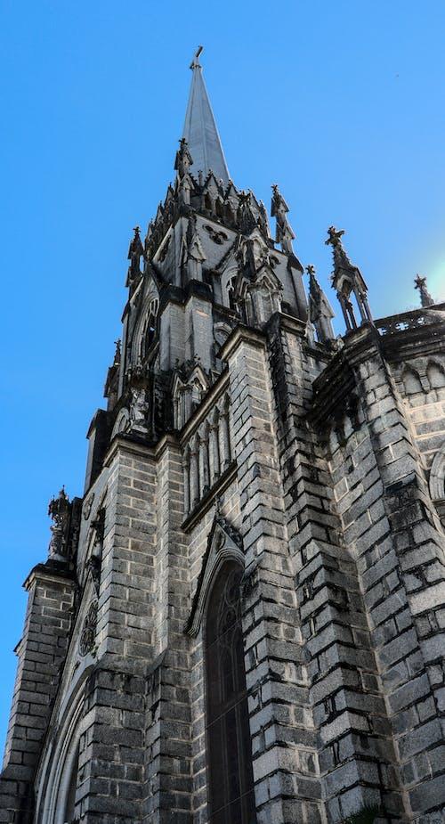 Foto stok gratis fe, gereja, gotico, igreja