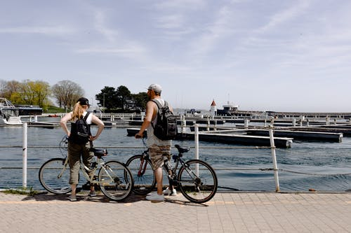 Fotobanka sbezplatnými fotkami na tému bicykel, cesta, cestovať, cyklista
