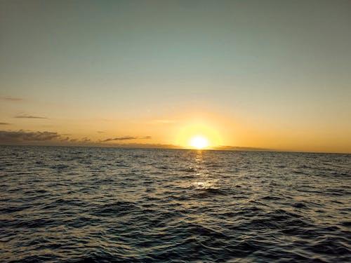 Fotobanka sbezplatnými fotkami na tému água do oceano, céu, deus, mar