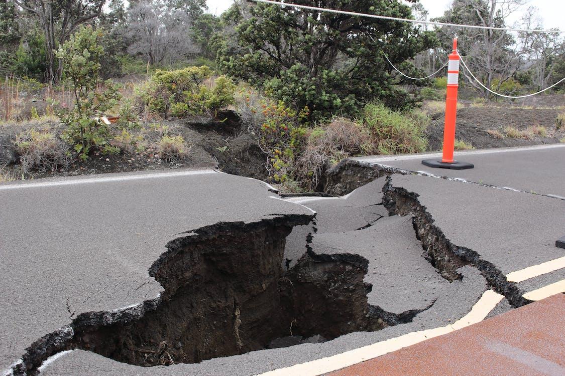 Seisme adalah salah satu tenaga endogen yang mempengaruhi permukaan bumi