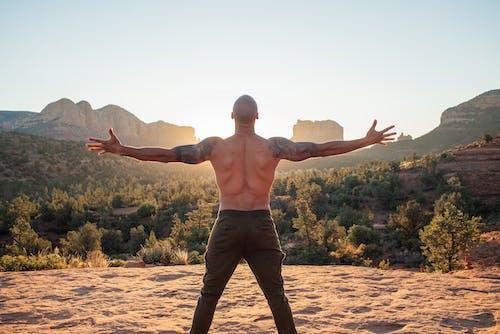 açık hava, adam, aktivite içeren Ücretsiz stok fotoğraf