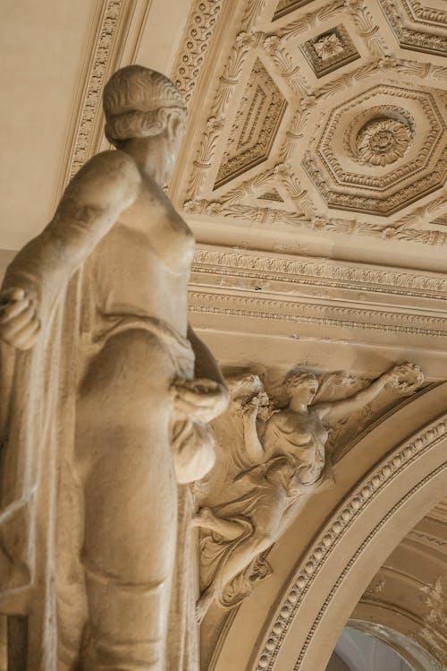 Ảnh lưu trữ miễn phí về bức tượng, chi tiết, cổ điển, cổ hủ