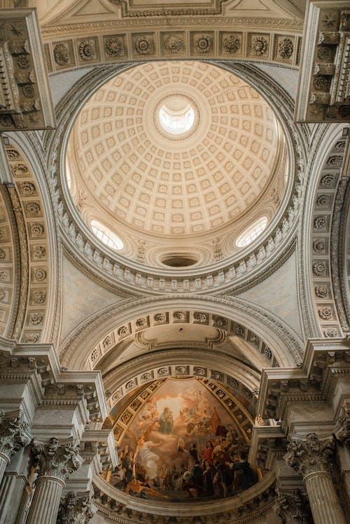 Darmowe zdjęcie z galerii z antyczny, architektura, chrześcijanin, chrześcijański