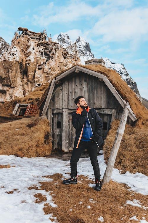 Photos gratuites de abandonné, amusement, cabane