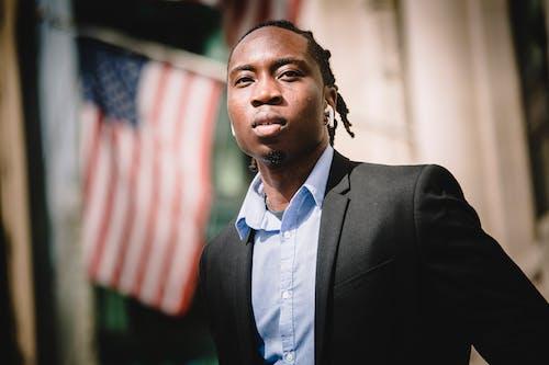 Бесплатное стоковое фото с tws, Американский, афро-американец, без эмоций