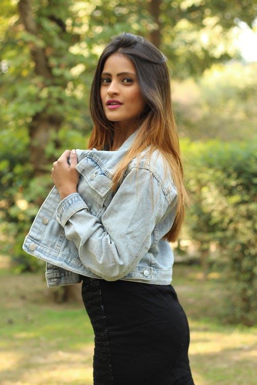 Free stock photo of Asian, bold model, closeup, delhi photographer