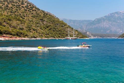 Gratis lagerfoto af båd, bugt, deniz, deniz manzarası