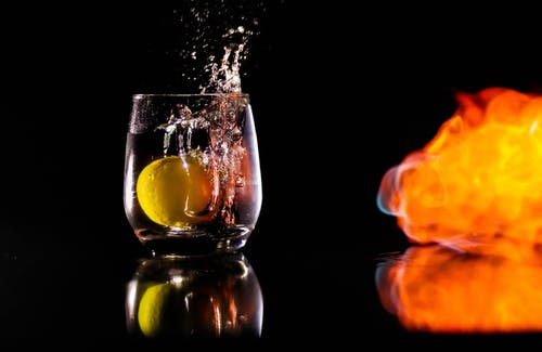 Free stock photo of fire, fireandwater, glass