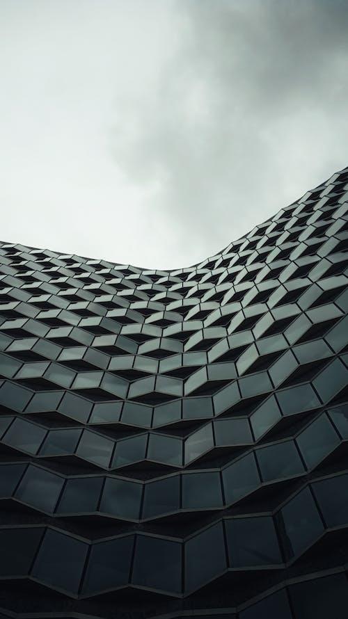 Foto d'estoc gratuïta de a l'aire lliure, arquitectura, art, balcó