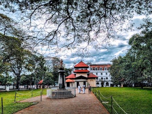 Immagine gratuita di kandy, persone, sfondo 4k, tempio