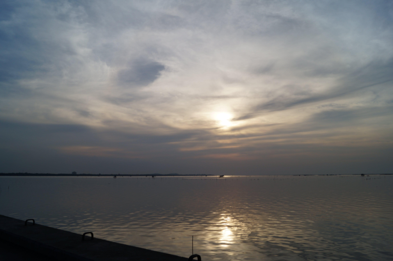 Free stock photo of sky, sunset
