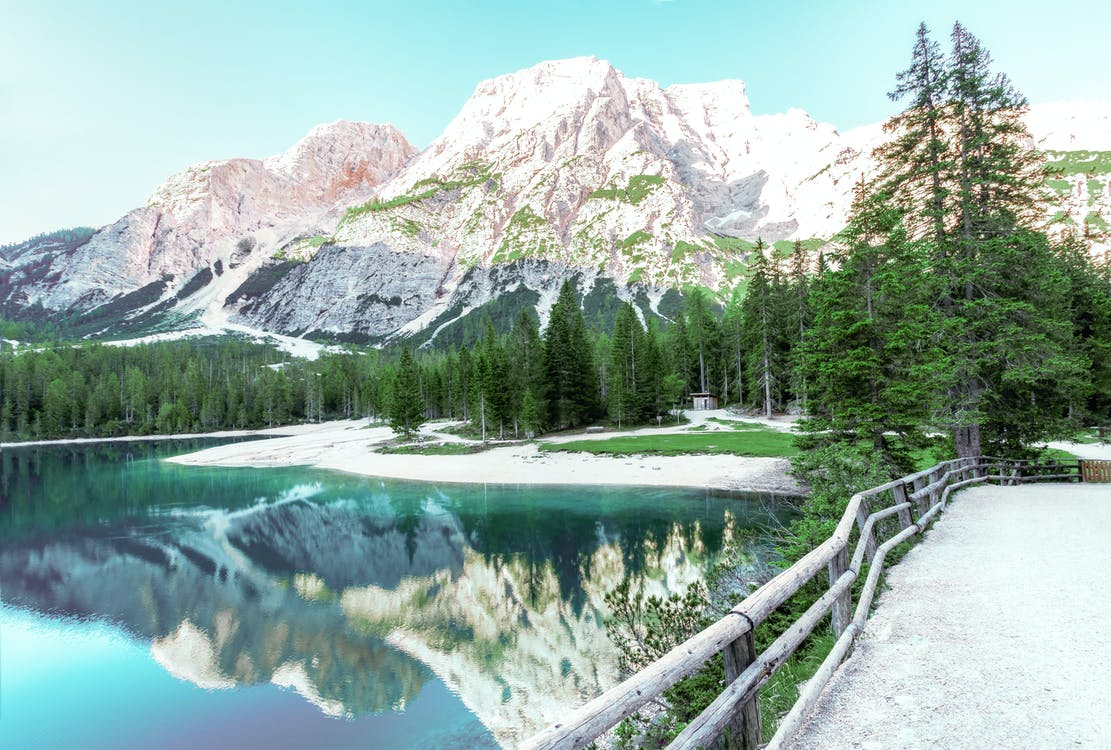 Mountain Digital Wallpaper