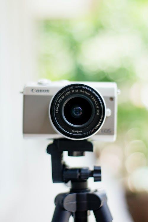 Digital Camera on Rig