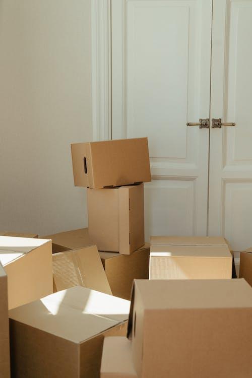 Gratis stockfoto met box, copyruimte, deur