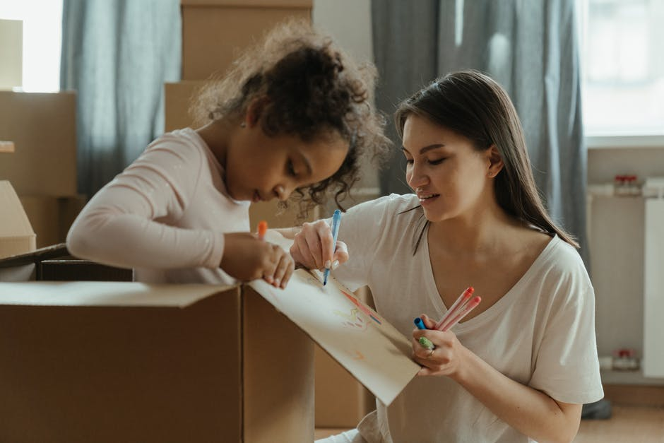 4 Tips for Moving Home With Children
