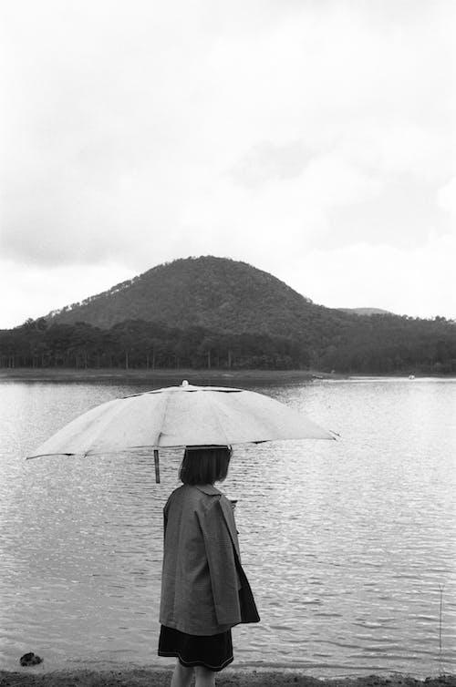Gratis arkivbilde med 35 mm, 35mm film, asiatisk jente, elv