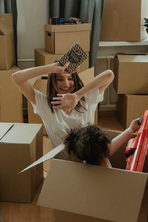 Gratis stockfoto met appartement, box, dingen
