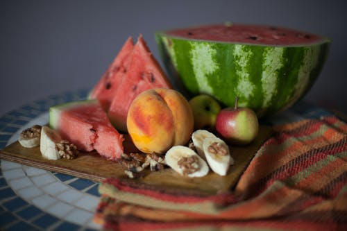 Free stock photo of food, fruits, healthy, peach