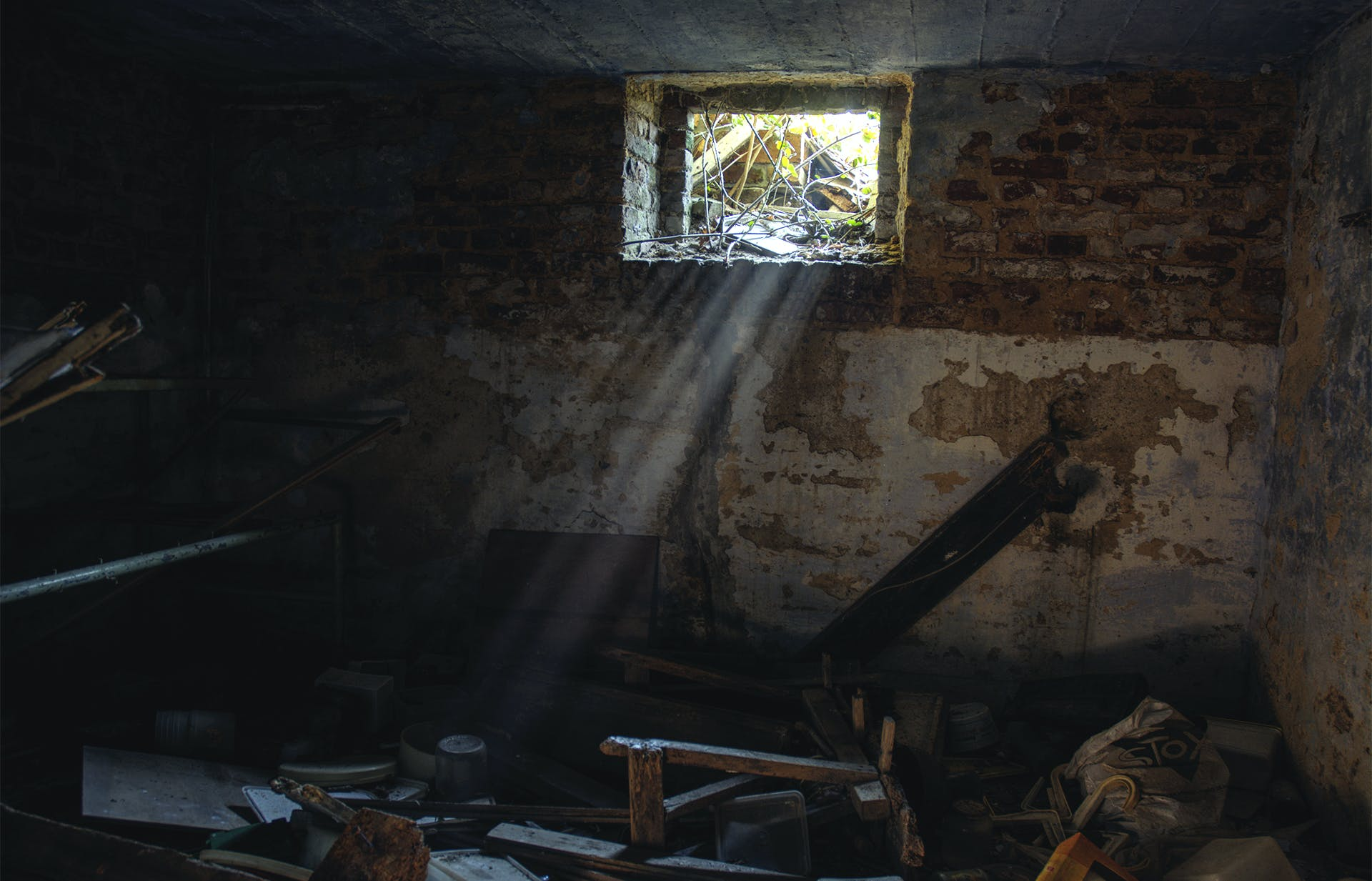 Kostenloses Stock Foto zu licht, urbex, verlassen