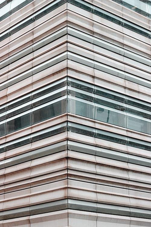 Foto d'estoc gratuïta de abstracte, arquitectura, bloc, bloqueig