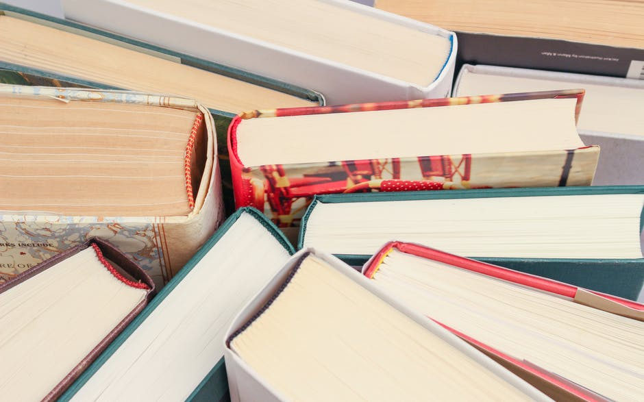 New free stock photo of books, paper, indoors
