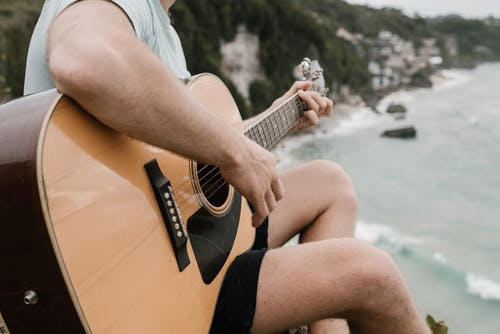 Ảnh lưu trữ miễn phí về Âm nhạc, biển, biểu diễn, bờ biển