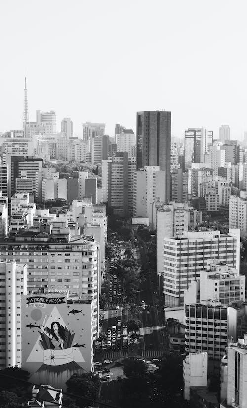 公寓, 商業, 城市, 城市生活 的 免费素材图片
