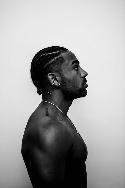 acımasız, adam, afrikalı amerikalı adam, asi içeren Ücretsiz stok fotoğraf