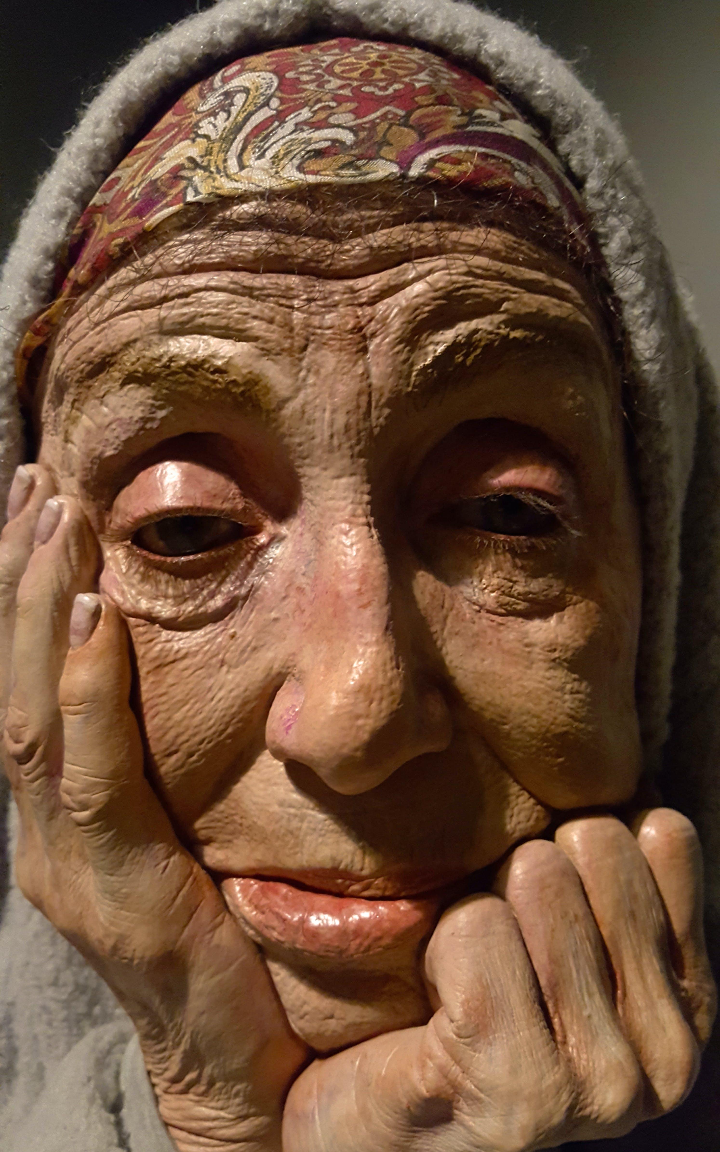 Gratis lagerfoto af bedstemor, detaljeret, død, ende