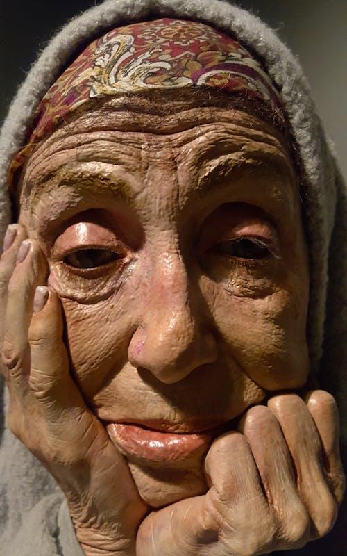 Imagine de stoc gratuită din abraziv, amănunțit, bunică, buze