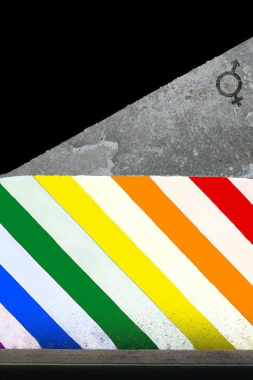 Imagine de stoc gratuită din albastru, artă modernă, artă pe perete, aspect