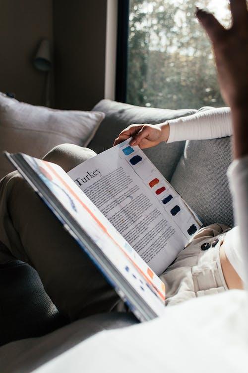 Kostenloses Stock Foto zu buch, buch lesen, bücher