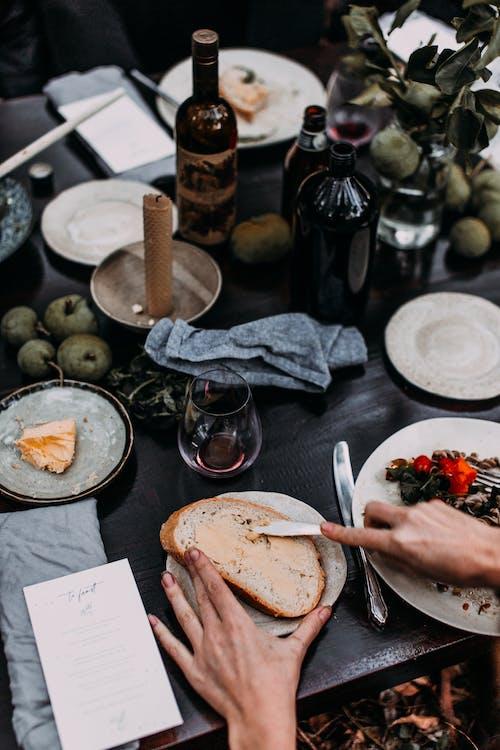 akşam yemeği, anonim, beslenme içeren Ücretsiz stok fotoğraf
