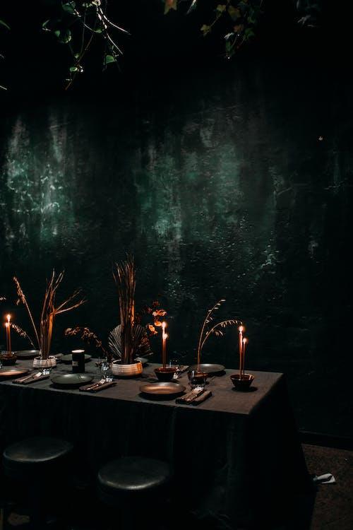 Základová fotografie zdarma na téma atmosféra, banket, dekor