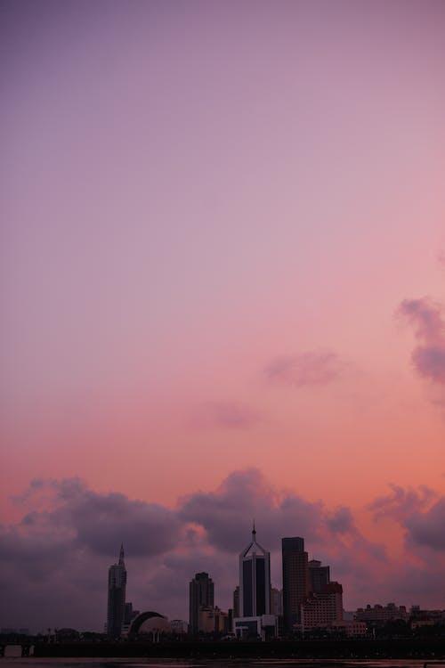 Бесплатное стоковое фото с copy space, архитектура, башня, вертикальный