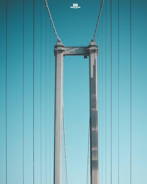 Gratis stockfoto met blauw, blauwe lucht, brug, dag